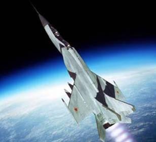 avion record, altitude,mig