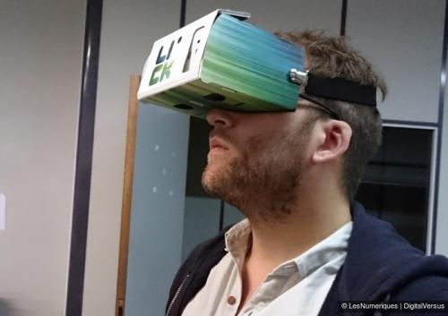 lick, lesnumeriques, realite virtuelle, lunettes
