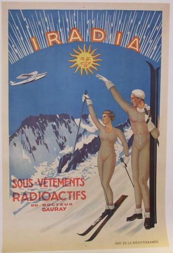 radium, nucleaire, danger, tee-shirt,radioactif